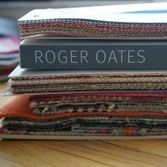 #DidYouKnow Sacco is now the exclusive carrier in New York City for beautiful @roger_oates fabrics?