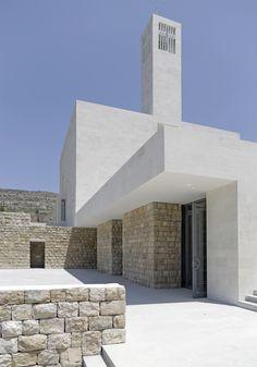 Iglesia St. Elie,Cortesía de Maroun Lahoud