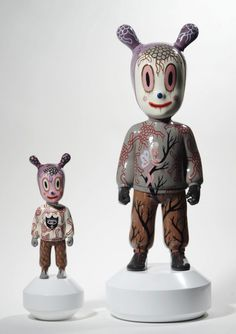 1-The-Guest-by-Gary-Baseman-and-Lladro