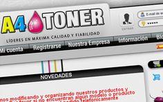 A 4 Toner
