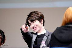 160221 UP10TION Gwangju FansigningXiaoCr:  캔디샵  Do not edit
