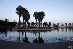 Málaga (ES)  Parque de Huelin