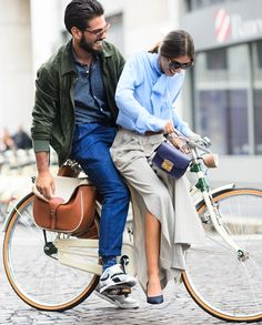Love is in the  air, Giotto Calendoli & Patricia Manfield | Italy, Milan, Centro | Spring/Summer 2015.
