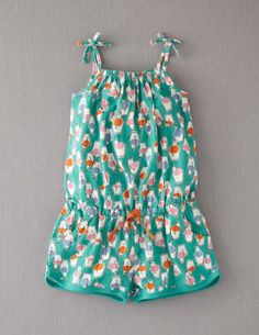 Jersey Playsuit :: mini Boden
