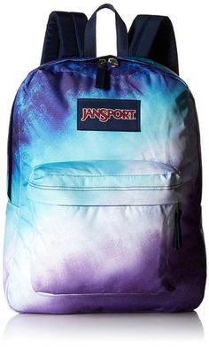 7b9e3c57061 JANSPORT - HIGH STAKES BACKPACK - MULTI WATER OMBRE Tie Dye Backpacks
