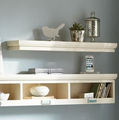 Cool storage idea for sewing