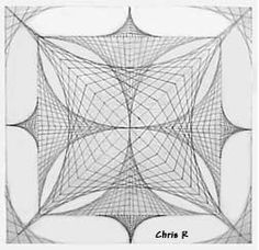 Parabolic Drawing Units Create Super Squares