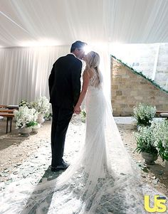 Catching the Train Photo - Lauren Conrad's Wedding Album With William Tell: See All the Photos! - Us Weekly
