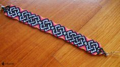 Celtic Knot Bracelet by Breach90.deviantart.com on @deviantART