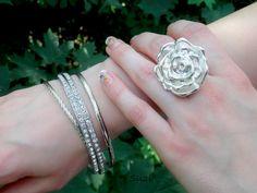 Accessories (Takko Fashion, KIK) Silver Rings, Photo And Video, Accessories, Jewelry, Fashion, Moda, Jewlery, Jewerly, Fashion Styles
