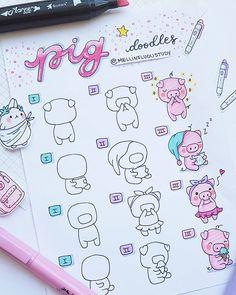 doodles for bullet journal / doodles ; doodles for bullet journal ; Easy Doodles Drawings, Cute Easy Drawings, Simple Doodles, Art Drawings, Doodles Zentangles, Doodle Art Simple, Doodle Art Drawing, Drawing Hair, Drawing Faces