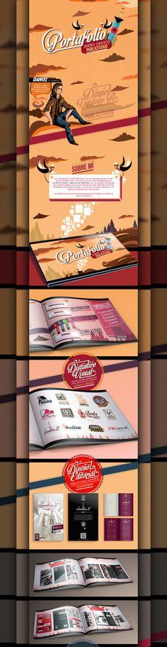 Portafolio Académico de Diseño Gráfico Publicitario, realizado en el 5to Periodo de estudio en la Academia Superior de Artes. Proyecto Editorial en formato Photo-Book, que incluye todos los trabajos realizados por mí a lo largo de los 5 periodos académico…
