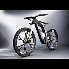 Check Out the #New #AUDI #E-BIKE #wörthersee!!! #bike #bicycle
