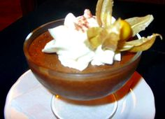 Mousse de chocolate caseira