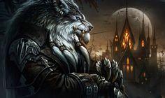 Know Your Lore: King Genn Greymane of Gilneas