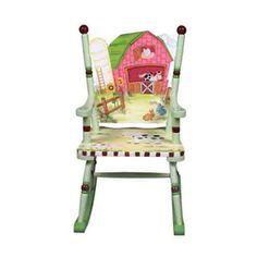 Farmhouse Collection - Rocking Chair