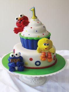 Baby Sesame Street