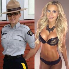 she can do both 22070719 382043655546689 8974740786725781504 n Beautiful badasses in (and out of) uniform (39 Photos)