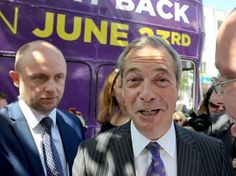 Anger at 'coward' Ukip leader Farage after post-Brexit resignation Departure compounds fury at Boris Johnson's decision to not stand in the Tory leadership contest