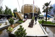 #Indonesia Pavilion #Expo2015 #Expo2015 #Milan #WorldsFair