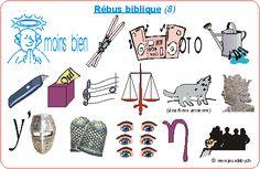Jeu : rébus bibliques sur le thème des béatitudes Image Jesus, Les Themes, Mo S, Religion, Parents, Comics, Recherche Google, The Beatitudes, Sunday School