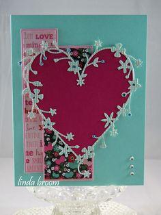broomstick designs: Bingham Heart - Memory Box