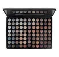 Professioneel 88 kleuren oogschaduw palette - Earth tones  Professional 88 colour eyeshadow palette - Earth tones