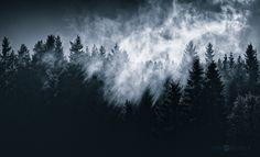Fiery Fog By Joni Niemelä