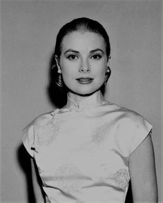 Grace Kelly at the Foreign Press Awards, 1956