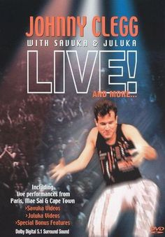 Johnny Clegg with Savuka & Juluka - Live! Soundtrack To My Life, Dolby Digital, African Culture, Surround Sound, Yahoo Images, Movie Tv, Cool Things To Buy, Memories, Album