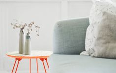 Bloesem living | Wallfloors furniture - photography and styling by Bloesem