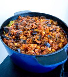 Libanesisk Moussaka- Vegetarisk - ZEINAS KITCHEN