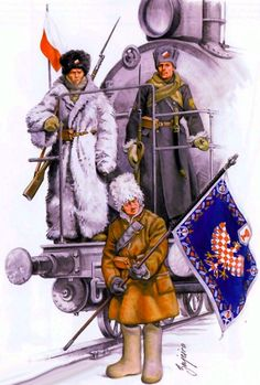 Czech Legion - Russian Civil War