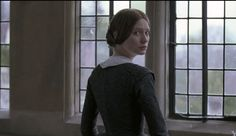 Mia Wasikowska in Jane Eyre is almost exactly as I imagine Hannah (though almost ten years younger).