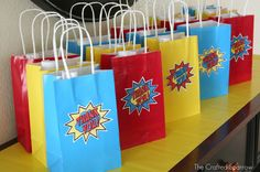 superheroes birthday party - Google Search