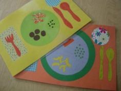 Waterproof, Easy-Clean Placemats Kid Craft Project