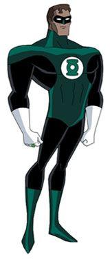 Hal Jordan (Lanterna Verde) - Galeria de Personagens de Desenhos Animados - GPDesenhos.com.br