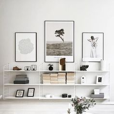 Monochromatic, clean and simple. Just the way we like it