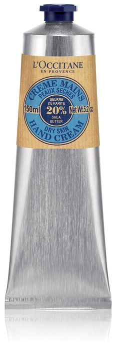 Best Hand Cream: L'Occitane Shea Butter Hand Cream