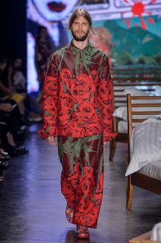 Something about this, I love. I want. Ronaldo Fraga Fall/Winter 2016/17 - Sao Paulo Fashion Week