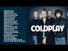 Best of Coldplay full album   Coldplay's greatest hits