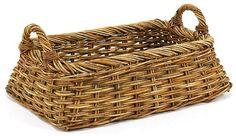 One Kings Lane Dakota Shallow Basket