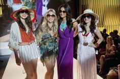 Behind the scenes of the #PLL fashion show!