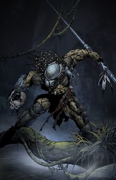 Predator by Eric Basaldua, Rick Basaldua, & Sean Ellery *