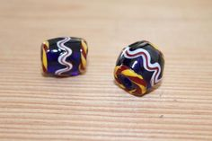 Viking Glass beads - glass bead viking of Ribe