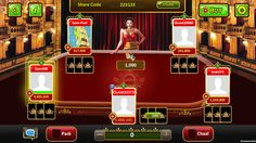 Download the #teenpatti #game #mobile #app now and earn goodies.
