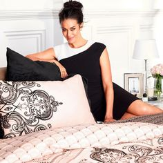 Megan Gale is now designing luxury homewares for target. Arriving September 10 - exclusively to Target.