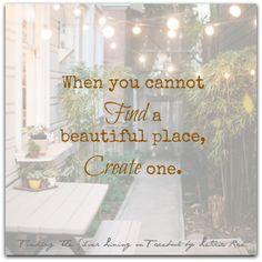 Create one