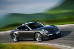 #Porsche 911 #Carrera 4 e Carrera 4S MY2013