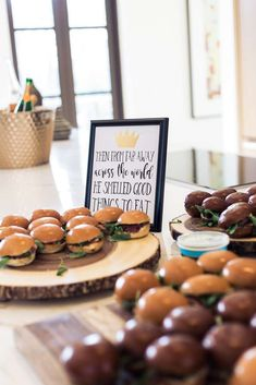 Where the Wild Things Are Birthday Party Ideas Photo 1 of 65 Catch My Party Boys First Birthday Party Ideas, Wild One Birthday Party, Birthday Themes For Boys, Girl First Birthday, Boy Birthday Parties, Baby Birthday, 1st Birthdays, Party Snacks, Wild Things